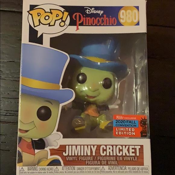 Jimmy cricket Funko pop